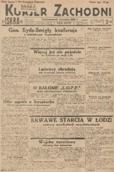 Kurjer Zachodni Iskra. R.27, 1936, nr244