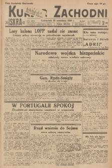 Kurjer Zachodni Iskra. R.27, 1936, nr247 + dod.