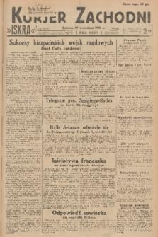 Kurjer Zachodni Iskra. R.27, 1936, nr256