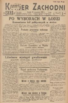 Kurjer Zachodni Iskra. R.27, 1936, nr267