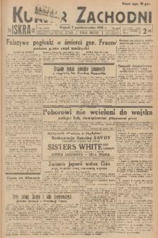 Kurjer Zachodni Iskra. R.27, 1936, nr269