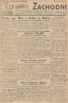 Kurjer Zachodni Iskra. R.27, 1936, nr272