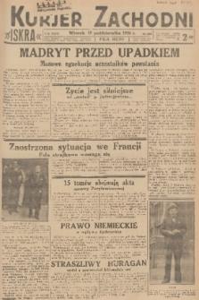 Kurjer Zachodni Iskra. R.27, 1936, nr280