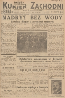 Kurjer Zachodni Iskra. R.27, 1936, nr281