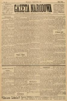 Gazeta Narodowa. 1901, nr81