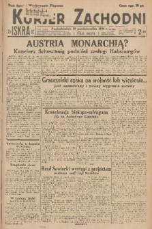 Kurjer Zachodni Iskra. R.27, 1936, nr286 + dod.