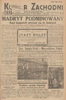 Kurjer Zachodni Iskra. R.27, 1936, nr288