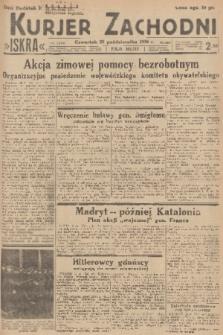 Kurjer Zachodni Iskra. R.27, 1936, nr289 + dod.
