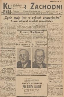 Kurjer Zachodni Iskra. R.27, 1936, nr301