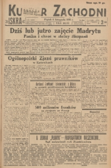 Kurjer Zachodni Iskra. R.27, 1936, nr304