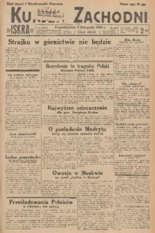 Kurjer Zachodni Iskra. R.27, 1936, nr307