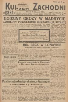 Kurjer Zachodni Iskra. R.27, 1936, nr308