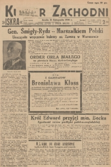 Kurjer Zachodni Iskra. R.27, 1936, nr309