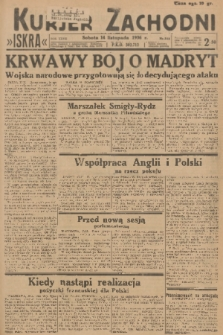 Kurjer Zachodni Iskra. R.27, 1936, nr312