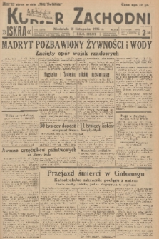 Kurjer Zachodni Iskra. R.27, 1936, nr313