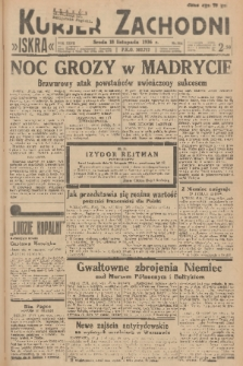 Kurjer Zachodni Iskra. R.27, 1936, nr316