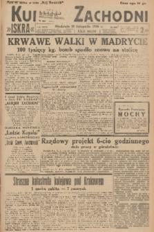 Kurjer Zachodni Iskra. R.27, 1936, nr320