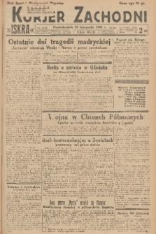 Kurjer Zachodni Iskra. R.27, 1936, nr321 + dod.