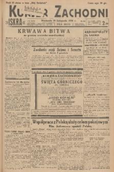 Kurjer Zachodni Iskra. R.27, 1936, nr327