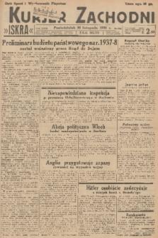 Kurjer Zachodni Iskra. R.27, 1936, nr328 + dod.