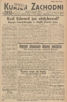 Kurjer Zachodni Iskra. R.27, 1936, nr337