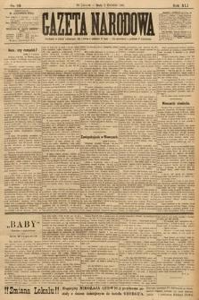 Gazeta Narodowa. 1901, nr93