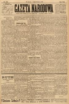 Gazeta Narodowa. 1901, nr101