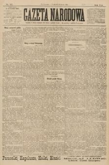 Gazeta Narodowa. 1901, nr115