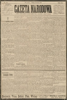 Gazeta Narodowa. 1901, nr119