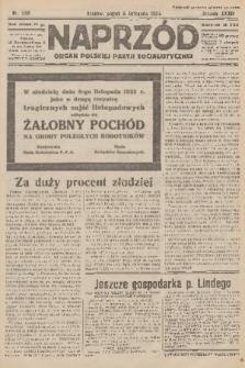 Naprzód : organ Polskiej Partji Socjalistycznej. 1925, nr256