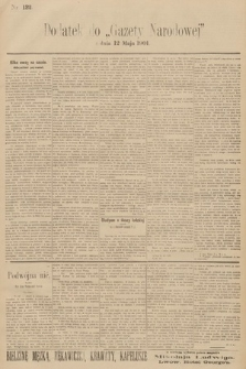 Gazeta Narodowa. 1901, nr132
