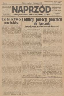 Naprzód : organ Polskiej Partji Socjalistycznej. 1928, nr178