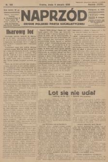 Naprzód : organ Polskiej Partji Socjalistycznej. 1928, nr180