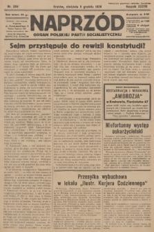 Naprzód : organ Polskiej Partji Socjalistycznej. 1928, nr284