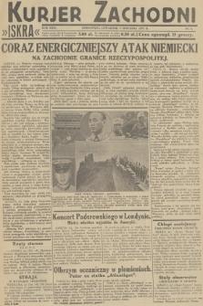 Kurjer Zachodni Iskra : dziennik polityczny, gospodarczy i literacki. R.23, 1932, nr5