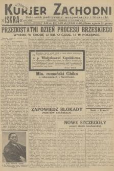 Kurjer Zachodni Iskra : dziennik polityczny, gospodarczy i literacki. R.23, 1932, nr7