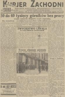 Kurjer Zachodni Iskra : dziennik polityczny, gospodarczy i literacki. R.23, 1932, nr19