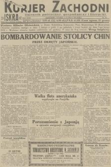Kurjer Zachodni Iskra : dziennik polityczny, gospodarczy i literacki. R.23, 1932, nr26