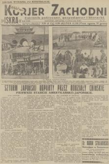 Kurjer Zachodni Iskra : dziennik polityczny, gospodarczy i literacki. R.23, 1932, nr27 [po konfiskacie]