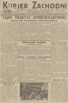 Kurjer Zachodni Iskra : dziennik polityczny, gospodarczy i literacki. R.23, 1932, nr36