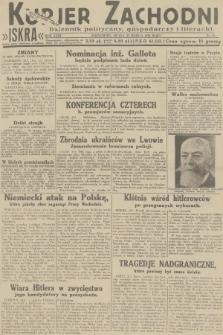 Kurjer Zachodni Iskra : dziennik polityczny, gospodarczy i literacki. R.23, 1932, nr68