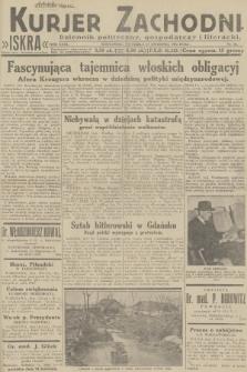 Kurjer Zachodni Iskra : dziennik polityczny, gospodarczy i literacki. R.23, 1932, nr88