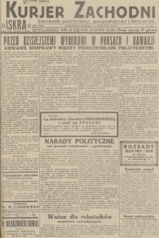Kurjer Zachodni Iskra : dziennik polityczny, gospodarczy i literacki. R.23, 1932, nr94