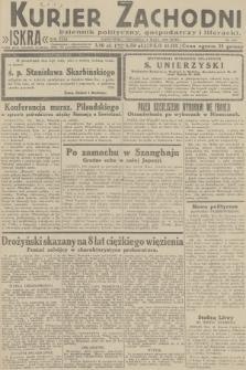Kurjer Zachodni Iskra : dziennik polityczny, gospodarczy i literacki. R.23, 1932, nr100