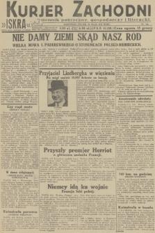 Kurjer Zachodni Iskra : dziennik polityczny, gospodarczy i literacki. R.23, 1932, nr116