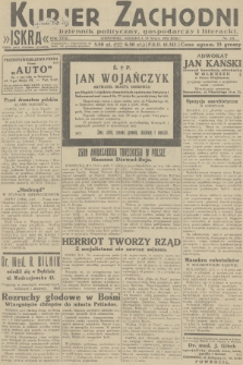Kurjer Zachodni Iskra : dziennik polityczny, gospodarczy i literacki. R.23, 1932, nr118