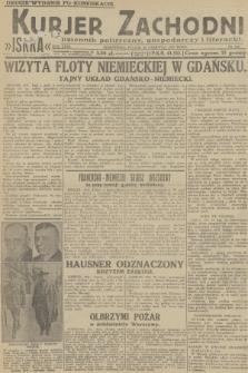 Kurjer Zachodni Iskra : dziennik polityczny, gospodarczy i literacki. R.23, 1932, nr146 [po konfiskacie]