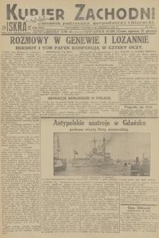 Kurjer Zachodni Iskra : dziennik polityczny, gospodarczy i literacki. R.23, 1932, nr148