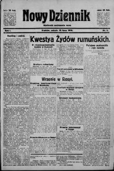 Nowy Dziennik. 1918 , nr5