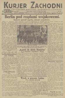 Kurjer Zachodni Iskra : dziennik polityczny, gospodarczy i literacki. R.23, 1932, nr170